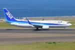Tomo_mczさんが、中部国際空港で撮影した全日空 737-881の航空フォト(写真)