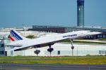 ちゃぽんさんが、パリ シャルル・ド・ゴール国際空港で撮影したエールフランス航空 Concorde 101の航空フォト(写真)