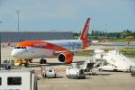 ちゃぽんさんが、パリ シャルル・ド・ゴール国際空港で撮影したイージージェット A320-251Nの航空フォト(写真)