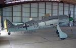 ちゃぽんさんが、ル・ブールジェ空港で撮影したドイツ空軍 Fw-190A-8の航空フォト(飛行機 写真・画像)