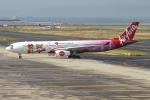 KAKOさんが、中部国際空港で撮影したタイ・エアアジア・エックス A330-343Xの航空フォト(写真)