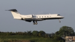 raichanさんが、成田国際空港で撮影したユタ銀行 G-IV-X Gulfstream G450の航空フォト(写真)