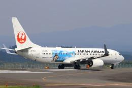 EosR2さんが、鹿児島空港で撮影したJALエクスプレス 737-846の航空フォト(飛行機 写真・画像)