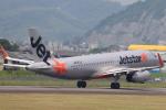 小型機専門家さんが、高知空港で撮影したジェットスター・ジャパン A320-232の航空フォト(写真)