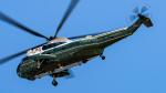 pinama9873さんが、伊丹空港で撮影したアメリカ海兵隊 VH-3D Sea King (S-61B)の航空フォト(写真)