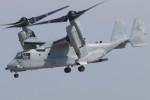 Koenig117さんが、岩国空港で撮影したアメリカ海兵隊 MV-22Bの航空フォト(写真)