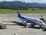 daifuku200LRさんが、高松空港で撮影した全日空 737-881の航空フォト(写真)