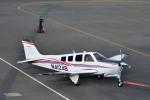 Gambardierさんが、岡南飛行場で撮影したTVPX AIRCRAFT SOLUTIONS INC 36 Bonanzaの航空フォト(写真)