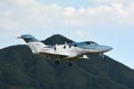 Gambardierさんが、岡南飛行場で撮影した不明 HA-420 HondaJetの航空フォト(写真)