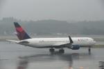 エルさんが、成田国際空港で撮影したデルタ航空 767-332/ERの航空フォト(写真)