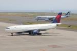 OS52さんが、中部国際空港で撮影したデルタ航空 A330-223の航空フォト(写真)
