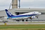 EC5Wさんが、那覇空港で撮影したANAウイングス 737-54Kの航空フォト(写真)