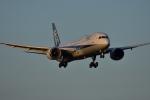 qooさんが、高松空港で撮影した全日空 787-9の航空フォト(写真)
