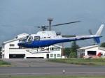 とびたさんが、松本空港で撮影した東邦航空 AS350B3 Ecureuilの航空フォト(写真)