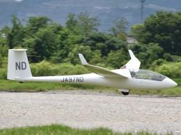とびたさんが、大野滑空場で撮影した名古屋大学 Discus bの航空フォト(飛行機 写真・画像)