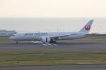 OS52さんが、中部国際空港で撮影した日本航空 787-9の航空フォト(写真)