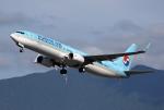 MOHICANさんが、福岡空港で撮影した大韓航空 737-9B5/ER の航空フォト(写真)