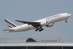 きんめいさんが、関西国際空港で撮影したエールフランス航空 777-228/ERの航空フォト(写真)