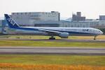 代打の切札さんが、伊丹空港で撮影した全日空 777-381/ERの航空フォト(写真)