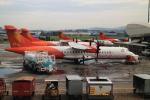 ★azusa★さんが、スルタン・アブドゥル・アジズ・シャー空港で撮影したファイアフライ航空 ATR-72-500 (ATR-72-212A)の航空フォト(写真)