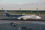 matsuさんが、フランクフルト国際空港で撮影したラン航空 A340-313Xの航空フォト(写真)