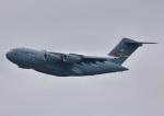 じーく。さんが、嘉手納飛行場で撮影したアメリカ空軍 C-17A Globemaster IIIの航空フォト(飛行機 写真・画像)