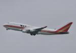 じーく。さんが、嘉手納飛行場で撮影したカリッタ エア 747-212B(SF)の航空フォト(飛行機 写真・画像)