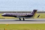 SKY TEAM B-6053さんが、中部国際空港で撮影した Government of Johor  G500/G550 (G-V)の航空フォト(写真)