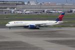 みっしーさんが、羽田空港で撮影したデルタ航空 A350-941XWBの航空フォト(写真)