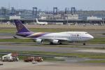 みっしーさんが、羽田空港で撮影したタイ国際航空 747-4D7の航空フォト(写真)