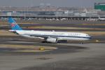 みっしーさんが、羽田空港で撮影した中国南方航空 A330-343Xの航空フォト(写真)