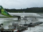 ヒロリンさんが、成田国際空港で撮影した春秋航空日本 737-86Nの航空フォト(写真)