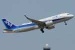 きんめいさんが、関西国際空港で撮影した全日空 A320-271Nの航空フォト(写真)