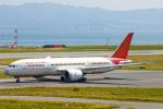SGR RT 改さんが、関西国際空港で撮影したエア・インディア 787-8 Dreamlinerの航空フォト(写真)