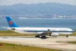 SGR RT 改さんが、関西国際空港で撮影した中国南方航空 A330-343Xの航空フォト(写真)