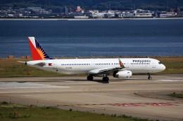 T.Sazenさんが、関西国際空港で撮影したフィリピン航空 A321-231の航空フォト(飛行機 写真・画像)