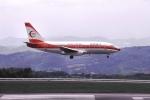 LEVEL789さんが、岡山空港で撮影した南西航空 737-2Q3/Advの航空フォト(写真)