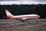 LEVEL789さんが、岡山空港で撮影した日本トランスオーシャン航空 737-2Q3/Advの航空フォト(写真)