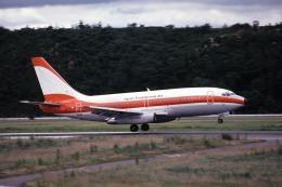 LEVEL789さんが、岡山空港で撮影した日本トランスオーシャン航空 737-2Q3/Advの航空フォト(飛行機 写真・画像)