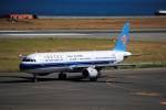 T.Sazenさんが、関西国際空港で撮影した中国南方航空 A321-231の航空フォト(飛行機 写真・画像)