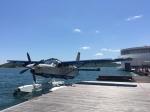 TKOSSNさんが、境ガ浜マリーナで撮影したせとうちSEAPLANES Kodiak 100の航空フォト(写真)