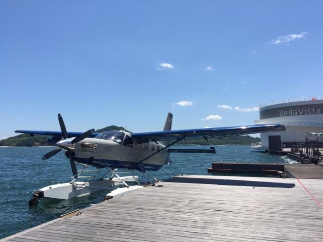 TKOSSNさんが、境ガ浜マリーナで撮影したせとうちSEAPLANES Kodiak 100の航空フォト(飛行機 写真・画像)
