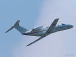 MASACHANさんが、宮崎空港で撮影した国土交通省 航空局 525C Citation CJ4の航空フォト(写真)