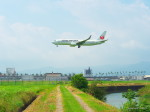 MASACHANさんが、宮崎空港で撮影した日本航空 737-846の航空フォト(写真)