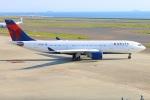 Tomo_mczさんが、中部国際空港で撮影したデルタ航空 A330-223の航空フォト(写真)