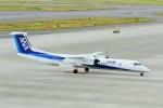 raiden0822さんが、中部国際空港で撮影したANAウイングス DHC-8-402Q Dash 8の航空フォト(写真)