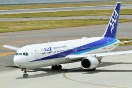 raiden0822さんが、中部国際空港で撮影した全日空 767-381/ERの航空フォト(飛行機 写真・画像)