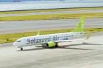 raiden0822さんが、中部国際空港で撮影したソラシド エア 737-86Nの航空フォト(写真)