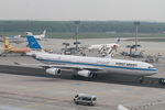 matsuさんが、フランクフルト国際空港で撮影したクウェート航空 A340-313の航空フォト(写真)