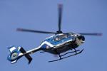 ちゃぽんさんが、Circuit de la Sartheで撮影したフランス国家憲兵隊 - Gendarmerie nationale [FGN] EC135T2+の航空フォト(飛行機 写真・画像)